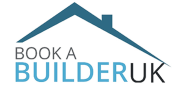 Book a builder logo